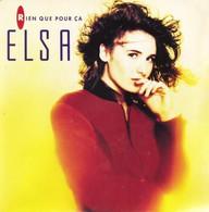 """Elsa  """" Rien Que Pour ça  """" - Vinyl Records"""