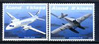 ALAND 2010 / AVIACION AVIONES AVIATION Aircrafts / Ff36 - Aviones
