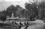 A La Pépinière, Statue De Claude Gelée - Nancy