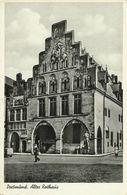 AK Dortmund Rathaus Ratskeller 1953 Mit Notopfer #21 - Dortmund