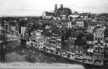 Les Maisons Sur La Meuse Et La Cathédrale - Verdun