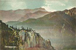 AK Oberammergau Wettersteingebirge Color ~1905 #26 - Oberammergau