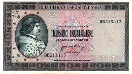 CZECHOSLOVAKIA CZECH REPUBLIC 20 KORUN 1970 P 92 Unc - Checoslovaquia