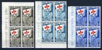 1951 -  Italia - Italy - - Catg. Sass. 661+662c+663c - Mint - Firm. G. Biondi - (B0116122010a) - 6. 1946-.. Repubblica