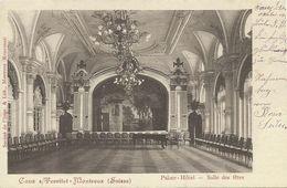 AK Montreux Caux Palace Hotel Salle Des Fêtes 1904 #01 - VD Vaud