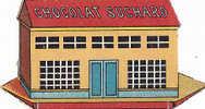 Chromo Carton Suchard, Bateau, Serie ? - Suchard
