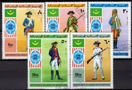 WWF-Set 57 Mönchsrobbe 1986 Mauretanien 871/4 ** 15€ Naturschutz Mittelmeer-Robben Mit Emblem From MAURITANIE - Mauretanien (1960-...)
