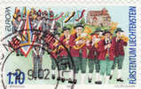 1998 Liechtenstein - Europa - Liechtenstein