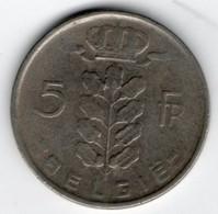 *St. PIERRE & MIQUELON - 5 FRANCS 1950/60 UNC - P 22 - Other - Oceania