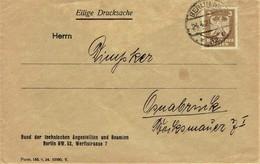 Deutsches Reich - Umschlag Echt Gelaufen / Cover Used (A831) - Deutschland