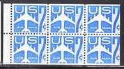 U.S. C 51a  BOOKLET PANE  ** - 2b. 1941-1960 Unused