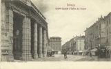 Cartolina Postale Brescia Teatro Grande E Corso Del Teatro ~1905 #01 - Brescia