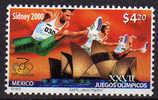 Mexique. Jeux Olympiques De Sydney . 1 T-p Annee 2000 ** Yv.1930 - Mexiko