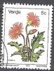 Venda 1979 Michel 1C O Cote (2002) 0.20 Euro Fleur Cachet Rond - Venda