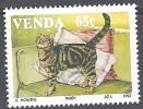 Venda 1993 Michel 251 Neuf ** Cote (2002) 1.70 Euro Chat Tabby - Venda