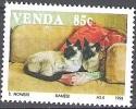 Venda 1993 Michel 252 Neuf ** Cote (2002) 1.90 Euro Chat Siamois - Venda