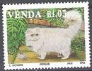 Venda 1993 Michel 253 Neuf ** Cote (2002) 2.20 Euro Chat Persan - Venda
