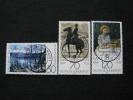 BRD  986 - 988  O , Gummiert , Ersttagsstempel - [7] République Fédérale
