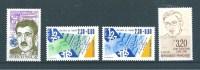 France Timbres De 1990 N°2638 A 2641  Neuf **vendu A La Faciale - France