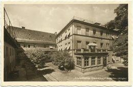 AK Kempten Altstädtisches Krankenhaus ~1930/40 #61 - Kempten