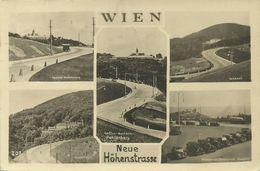 AK Wien XIX Neue Höhenstraße 5 Bilder 1944 #59 - Wien