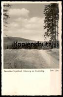 ALTE POSTKARTE DAS SCHÖNE SIEGERLAND HÖHENWEG AM KINDELSBERG Bei Kreuztal Foto Loos Cpa Postcard AK Ansichtskarte - Kreuztal