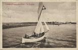 Ansichtskarte Rügenwaldermünde Darlowko Vorhafen ~1910 #01 - Pommern
