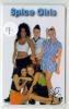 SPICE GIRLS * Télécarte * USA *  Inutilisé (17) Telefonkarte Phonecard Mint - Band - Musique - Music - Muziek - Groop - Musique