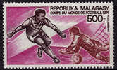 MADAGASCAR  PA 133  * *  Cup 1974  Football  Soccer  Fussball - Coppa Del Mondo
