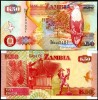 Zambia 50 Kwacha 2007 Pick New UNC. - Zambia