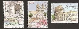 Francia 2002 Used Roma - France