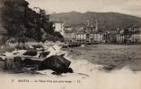 CPA BASTIA Le Vieux Port Par Gros Temps - Bastia