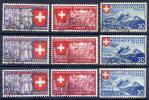 SWITZERLAND 1939 National Exhibition 1st Issue Used - Switzerland