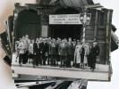 LOT DE 60 PHOTOS ROBERT DELHAY REPORTER OFFICIEL DU COMITE DE LA FLAMME A  L ARC DE TRIOMPHE STAINS ( SOLDAT INCONNU ) - Krieg, Militär