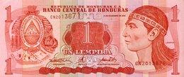 Honduras 1 Lempira 2000 P 84 UNC BankNote - Honduras