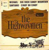 """EP 45 RPM (7"""")  The Highwaymen  """"  Michael  """" - Non Classificati"""