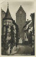 AK Meersburg Bodensee Obertor Firma 1931 #16 - Meersburg