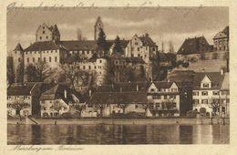 AK Meersburg Ortsansicht Vom Bodensee 1929 #17 - Meersburg