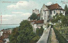 AK Meersburg Schloss Unterstadt Autochrom ~1909 #25 - Meersburg