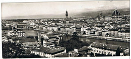 Italie   Florence    Panorama      21 Cm  X  9cm    No 684  Innocenti - Firenze