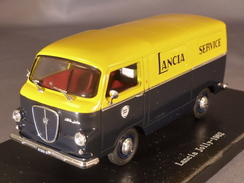 Starline 530736, Lancia Jolly Lancia Service, 1:43 - Voitures, Camions, Bus