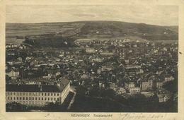 AK Meiningen Ortsansicht 1915 Feldpost #04 - Meiningen