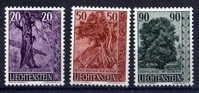 1959 COMPLETE SET MNH ** - Liechtenstein