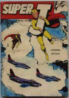 Livre -  B.D -  SUPER  Junior -  Mensuel N° 6 -  Jeunesse Et Vacances - 3 éme Trimestre 1969 - Mangas