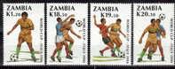 ZAMBIE  N° 502/05   **     Cup 1990  Football Soccer Fussball - Calcio
