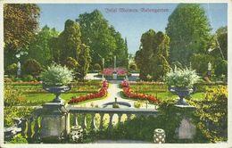 AK Insel Mainau Bodensee Rosengarten Color 1941 #17 - Blumen
