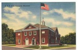 AMERIQUE  USO CLUB  Annapolis Maryland - Annapolis