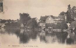 Dép. 77 - NEMOURS. - Vue Sur Le Loing. - LL N° 92 - Nemours