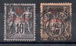 Maroc Marokko Y&T 3A° & 5° - Marokko (1891-1956)