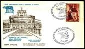 ITALIA ROMA 1979 - GIORNATA DEL TURISMO CORTESIA E OSPITALITA´ - LUPA CAPITOLINA - BUSTA UFFICIALE - Non Classificati